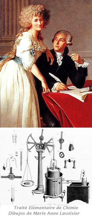 Matrimonio Lavoisier - Ciencia y Genios