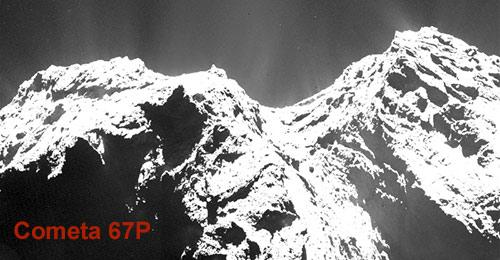 La ciencia de un cometa - Hablando con Científicos podcast - CienciaEs.com