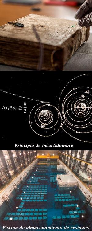 Adn en libros antiguos, incertidumbre y residuos - Podcast Vanguardia de la Ciencia - CienciaEs.com