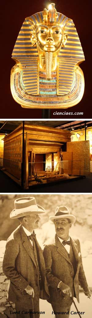 Tutankhamón. Hablando con Científicos