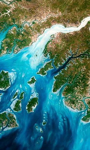 Modelización de estuarios. - Hablando con Científicos podcast - CienciaEs.com