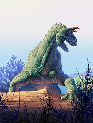 shringasaurus - podcast Zoo de Fósiles - CienciaEs.com