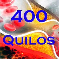 Colesterol y 400 Quilos - Quilo de Ciencia - CienciaEs.com
