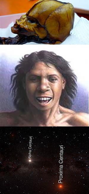No alien. Homo antecessor. Alfa Centaauri. Podcast Vanguardia de la Ciencia - CienciaEs.com