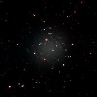 Galaxia sin materia oscura. Quilo de Ciencia podcast  CienciaEs.com
