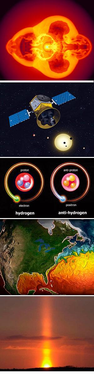 Supernova en supercomputadoras. Podcst Vanguardia de la Ciencia . CienciaEs.com