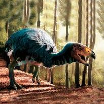 Gastornis, el ave de Gastón - Zoo de Fósiles podcast - CienciaEs.com
