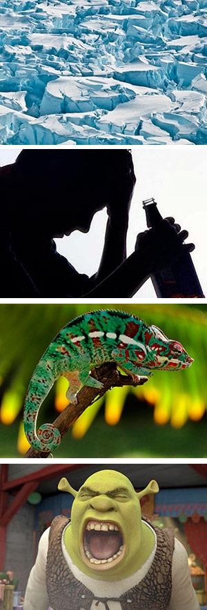 Antártida, genes y alcoholismo - Ciencia Freca podcast - CienciaEs.com