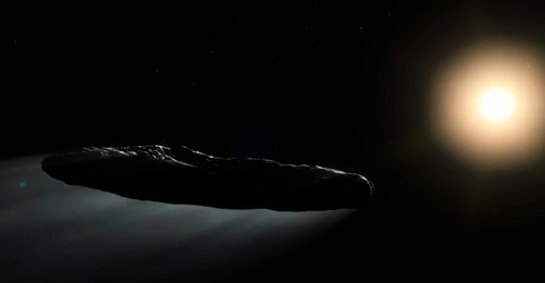 Oumuamua, oveshooting, Perelman, vacas locas - Vanguardia de la Ciencia podcast - CienciaEs.com