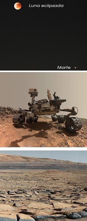 Metano en Marte - Hablando con Científicos - CienciaEs.com
