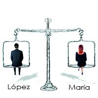 Nombres, apellidos y desigualdad de género. - Quilo de Ciencia podcast - CienciaEs.com