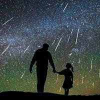 LLuvia de estrellas - Ciencia Nuestra de Cada Día podcast - CienciaEs.com