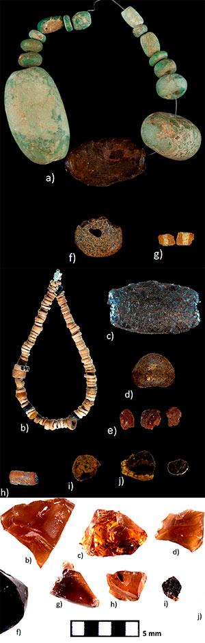 Ámbar en la Iberia prehistórica - Hablando con Científicos podcast - CienciaEs.com