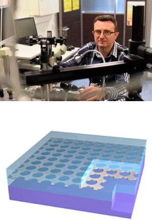 Nanofotónica - Hbalndo con Científicos podcast - CienciaEs.com