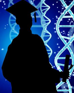 Genes y éxito estudiantil - Quilo de Ciencia podcast - CienciaEs.com