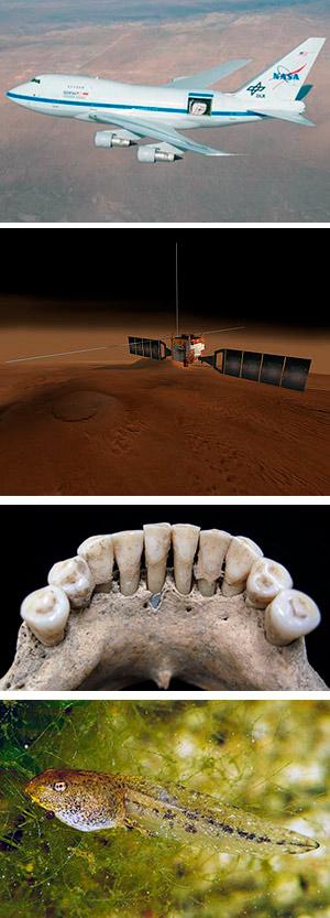 SOFIA y Titán.- Vanguardia de la Ciencia podcast - CienciaEs.com