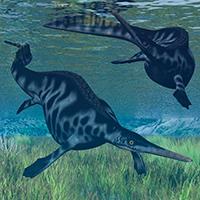 Hupehsuquios - Zoo de Fósiles podcast - CienciaEs.com