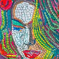 Mosaicos celulares - Quilo de Ciencia podcast  - CienciaEs.com