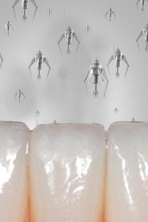 Mini robots, dientes y cáncer - Cierta Ciencia podcast - CienciaEs.com