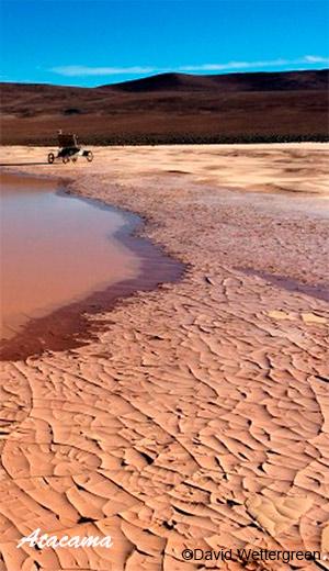 Desiertos terrestres y vida en Marte - Hablando con Científicos podcast  - CienciaEs.com