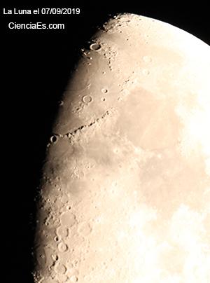 Huellas en la Luna - Quilo de Ciencia podcast - CienciaEs.com
