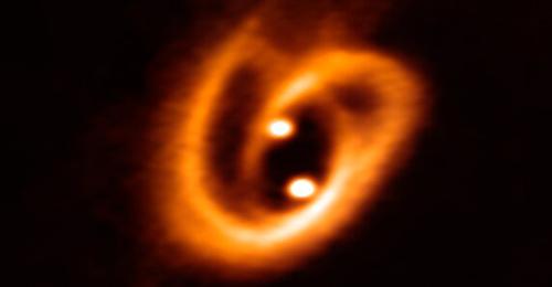 Estrellas binarias - Hablando con Científicos podcast - CienciaEs.com