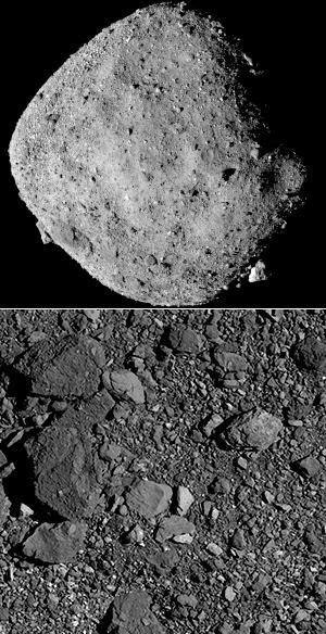 Bennu, un asteroide singular - Hablando con Científicos podcast - CienciaEs.com