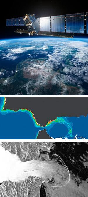 Teledetección aplicada a mares y océanos - Hablando con Científicos podcast - CienciaEs.com