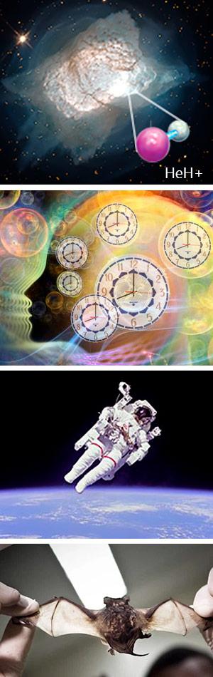 La primera molécula del Universo - Ciencia Fresca Podcast - CienciaEs.com