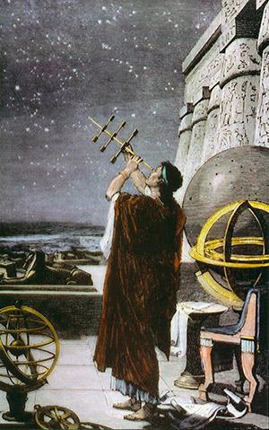 La astronomía antes del telescopio. - Hablando con Científicos podcast - CienciaEs.com