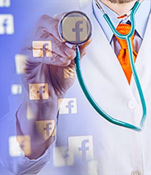 Facebook y salud - Quilo de Ciencia podcast - CienciaEs.com