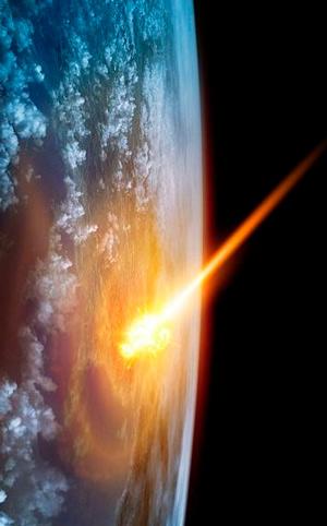 Trayectoria de colisión. Quilo de Ciencia podcast - CienciaEs.com