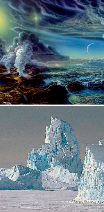 ¿Qué sucedió antes, la Gran Glaciación o la Gran Oxidación?