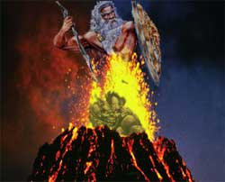 Zeus contra Tifón