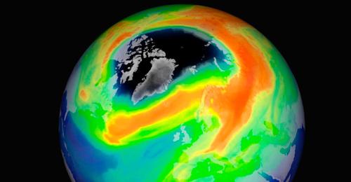 Agujero de ozono y extinciones - Quilo de Ciencia - CienciaEs.com