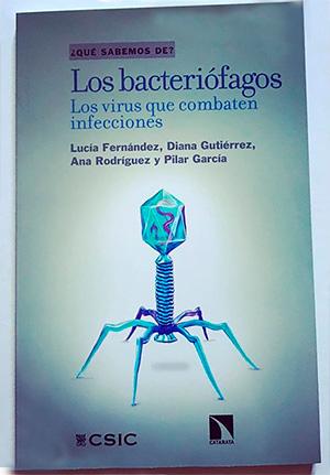 Bacteriófagos - Hablando con Científicos podcast - CienciaEs.com