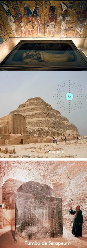 Tutankamon y el radón - Ulises y la Ciencia podcast - CienciaEs.com