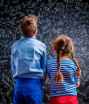 Niños niñas y matemáticas - Cierta Ciencia podcast - Cienciaes.com
