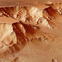 Valles de Marte - Quilo de Ciencia - CienciaEs.com