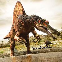 Espinosaurio - Zoo de fósiles podcast - CienciaEs.com
