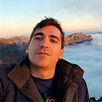 Blazar - Hablando con Científicos podcast - CienciaEs.com