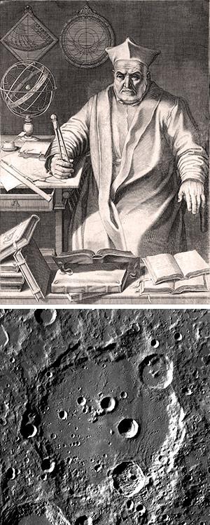 Clavius y el agua en la Luna. Ulises y la Ciencia podcast - CienciaEs.com