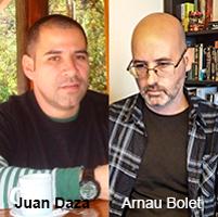 Daza y Bolet - anfibio cretácico - Hablando con Científicos podcast - Cienciaes.com