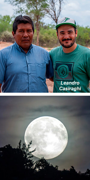 La luna y el sueño - Hablando con Científicos podcast - CienciaEs.com