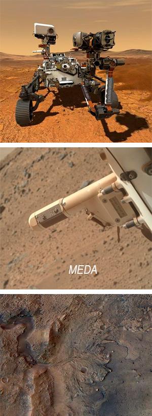 MEDA en Marte - Hablando con Científicos podcast - CienciaEs.com