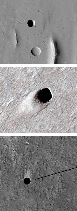 Cuevas marcianas - Hablando con Científicos podcast - CienciaEs.com