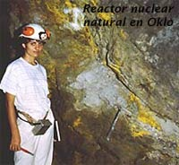 Reactor nuclear natural - Ulises y la Ciencia podcast