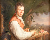Humboldt y los gimnotos