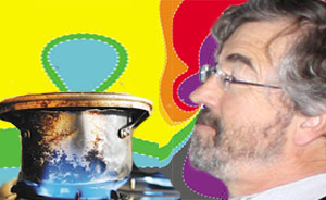 Huele a quemado - Ulises y la Ciencia podcast - Cienciaes.com