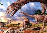 massospondylus - Zoo de Fósiles - Cienciaes.com
